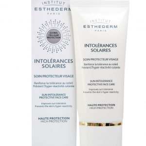 intolerence solaires creme