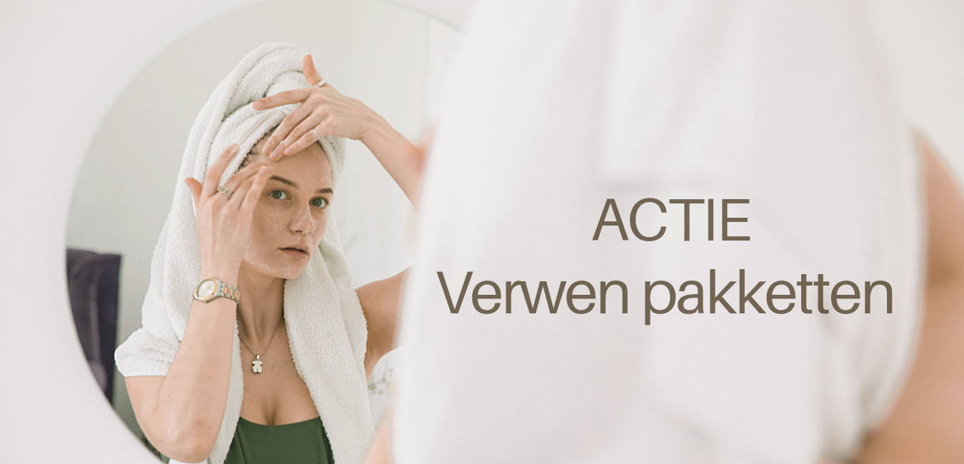 actie huidverzorging cosmedix, dermaquest, hydropeptide